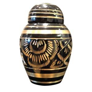 Mini urna para cenizas
